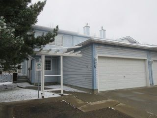 Main Photo: 15 35 Grandin Road: St. Albert Townhouse for sale : MLS® # E4092290