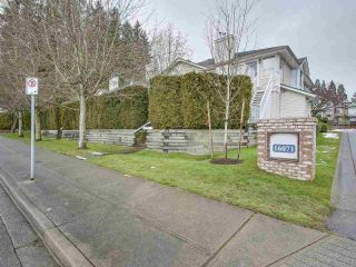 Main Photo: 107 16071 82 Avenue in Surrey: Fleetwood Tynehead Townhouse for sale : MLS®# R2245993