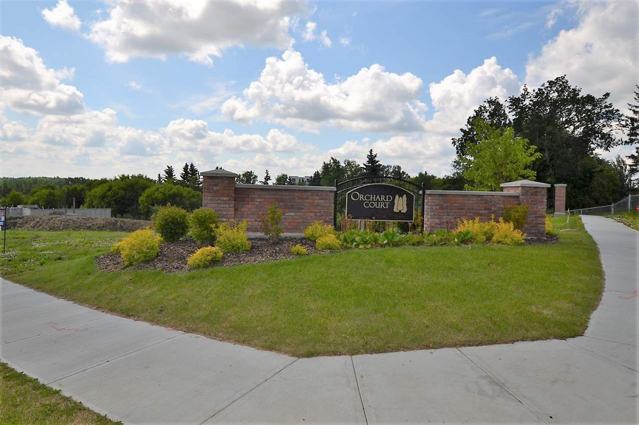 Main Photo: 104 ORCHARD Court: St. Albert Vacant Lot for sale : MLS®# E4102444