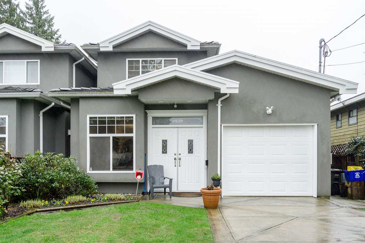 Main Photo: 6930 HALLIGAN Street in Burnaby: Upper Deer Lake House 1/2 Duplex for sale (Burnaby South)  : MLS®# R2258372