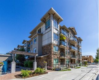 "Main Photo: 112 20861 83 Avenue in Langley: Willoughby Heights Condo for sale in ""Athenry Gate"" : MLS®# R2265716"