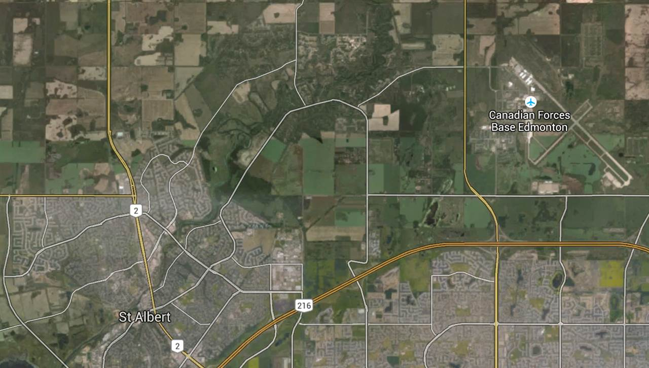 Main Photo: 54309 Range Road 250: Rural Sturgeon County Rural Land/Vacant Lot for sale : MLS®# E4110347