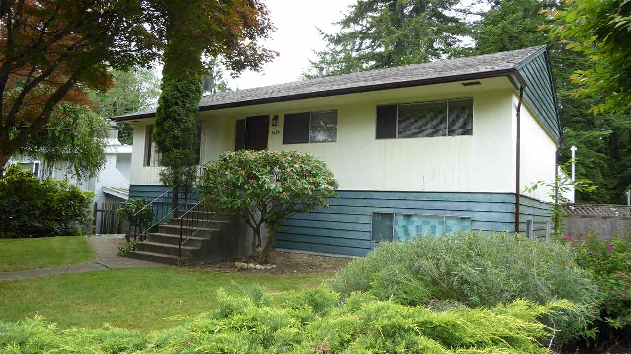Main Photo: 3459 JERVIS Street in Port Coquitlam: Woodland Acres PQ House for sale : MLS®# R2276965