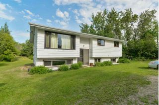 Main Photo: 123 53123 RGE RD 21 Road: Rural Parkland County House for sale : MLS®# E4115764