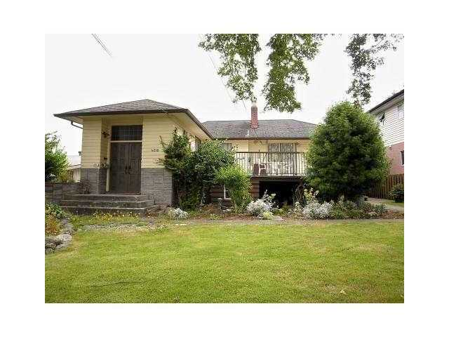 Main Photo: 4718 SMITH Avenue in Burnaby: Central Park BS House for sale (Burnaby South)  : MLS® # V869359