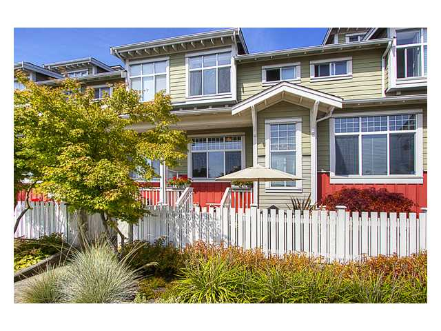 "Main Photo: 44 12333 ENGLISH Avenue in Richmond: Steveston South Townhouse for sale in ""Imperial Landing"" : MLS® # V906538"