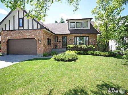 Photo 1: Photos: 412 BONNER Avenue in Winnipeg: Residential for sale (Algonquin Park)  : MLS®# 1110512