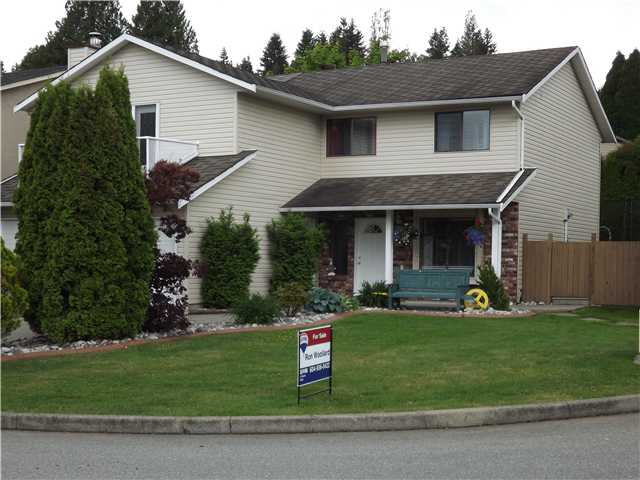 Photo 2: 1948 Leacock Street in Port Coquitlam: Lower Mary Hill House for sale : MLS® # V953469
