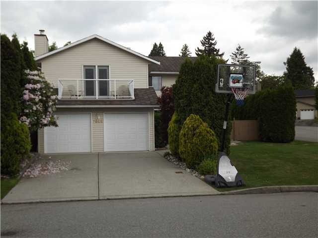 Main Photo: 1948 Leacock Street in Port Coquitlam: Lower Mary Hill House for sale : MLS® # V953469