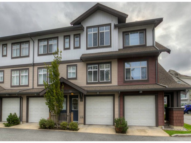 "Main Photo: # 156 16177 83RD AV in Surrey: Fleetwood Tynehead Townhouse for sale in ""VERANDA II"" : MLS(r) # F1322882"