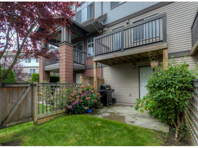 "Photo 19: # 156 16177 83RD AV in Surrey: Fleetwood Tynehead Townhouse for sale in ""VERANDA II"" : MLS(r) # F1322882"