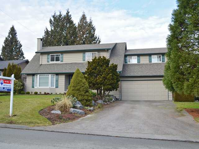 Main Photo: 7675 KENTWOOD Street in Burnaby: Government Road House for sale (Burnaby North)  : MLS® # V1044279
