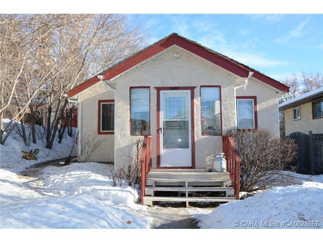 Main Photo: 4603 Broadway Avenue in Blackfalds: BS Downtown Residential for sale : MLS® # CA0028867