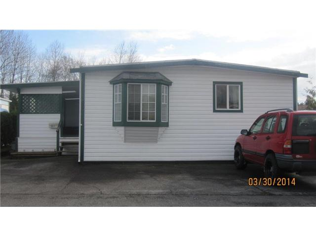 "Main Photo: 301 201 CAYER Street in Coquitlam: Maillardville Manufactured Home for sale in ""WILDWOOD PARK"" : MLS® # V1055865"