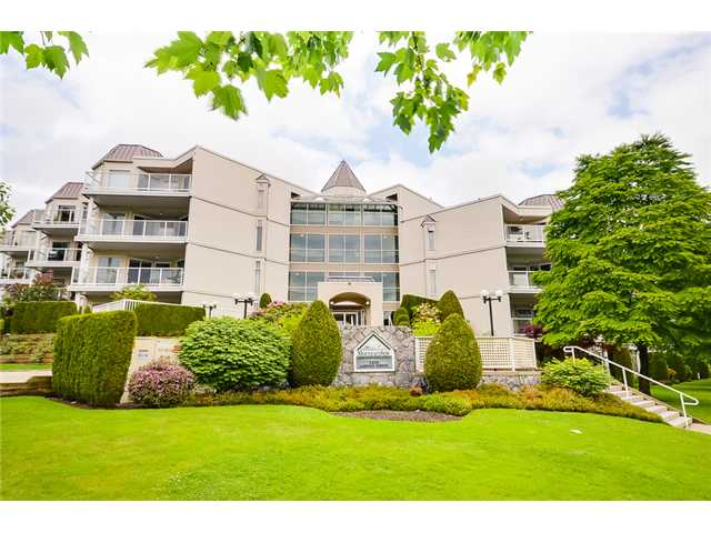 Main Photo: 213 1219 JOHNSON Street in Coquitlam: Canyon Springs Condo for sale : MLS® # V1066871