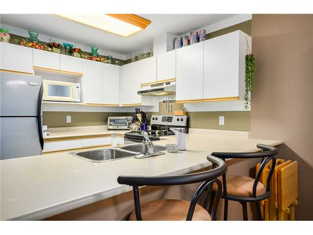 Photo 3: 213 1219 JOHNSON Street in Coquitlam: Canyon Springs Condo for sale : MLS® # V1066871