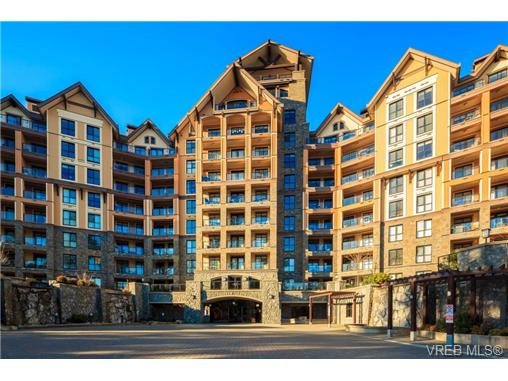 Main Photo: 223 1400 Lynburne Place in VICTORIA: La Bear Mountain Condo Apartment for sale (Langford)  : MLS(r) # 344725