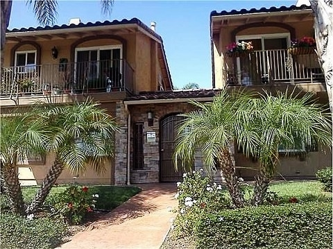 Main Photo: CITY HEIGHTS Condo for sale : 2 bedrooms : 4212 48th #3 in San Diego