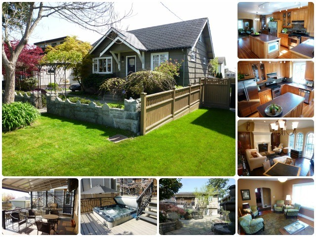 Main Photo: 2140 DUBLIN Street in New Westminster: Connaught Heights House for sale : MLS®# V1115352