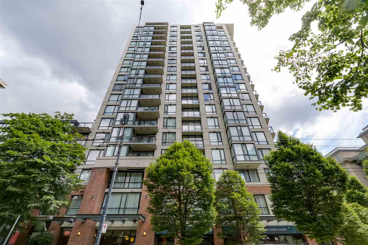 "Main Photo: 1203 1082 SEYMOUR Street in Vancouver: Downtown VW Condo for sale in ""FREESIA"" (Vancouver West)  : MLS(r) # R2079739"