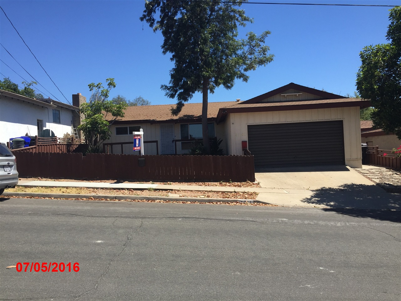 Main Photo: DEL CERRO House for sale : 3 bedrooms : 4741 Elsa in San Diego