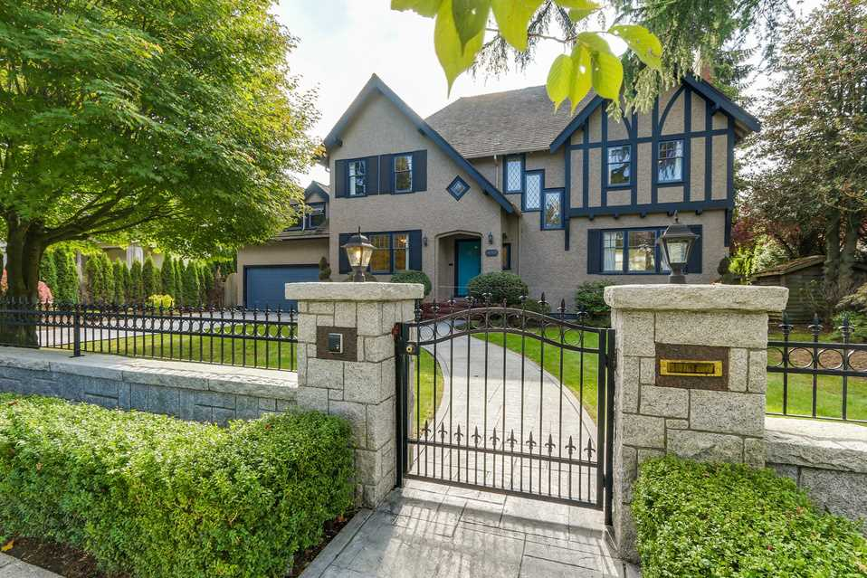 Main Photo: 1650 W 40TH Avenue in Vancouver: Shaughnessy House for sale (Vancouver West)  : MLS(r) # R2113905