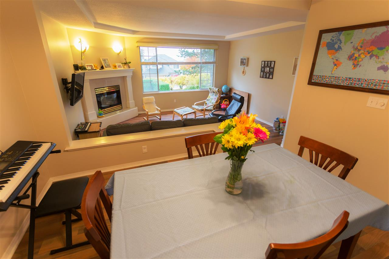 "Photo 4: 149 1495 LANSDOWNE Drive in Coquitlam: Westwood Plateau Townhouse for sale in ""GREYHAWKE ESTATES"" : MLS(r) # R2120772"