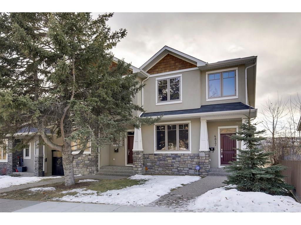Main Photo: 23 AV NW in Calgary: Montgomery House for sale : MLS®# C4096273