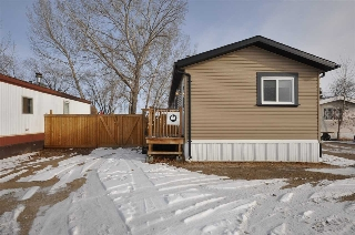 Main Photo: 65 10410 101A Street: Morinville Mobile for sale : MLS(r) # E4052293