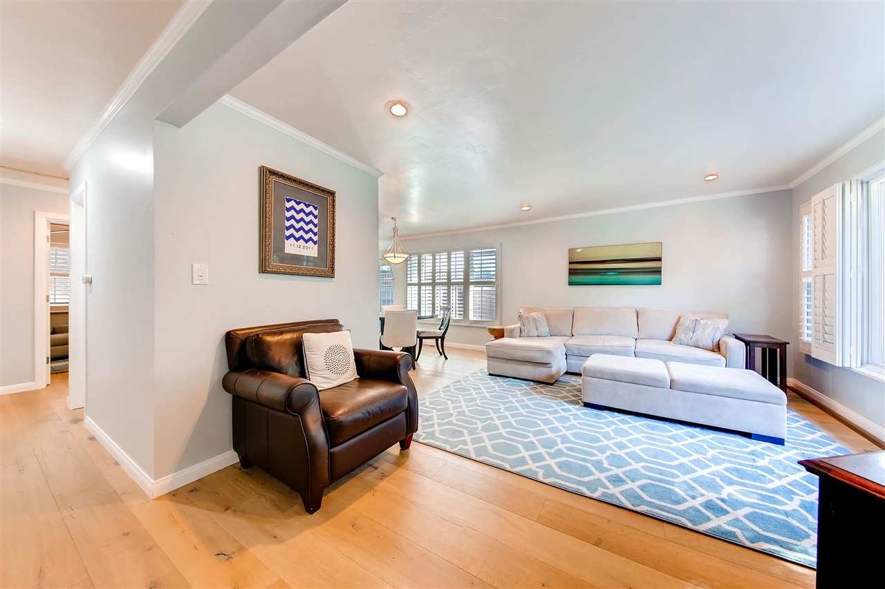 Photo 6: POINT LOMA House for sale : 3 bedrooms : 3242 Talbot in San Diego