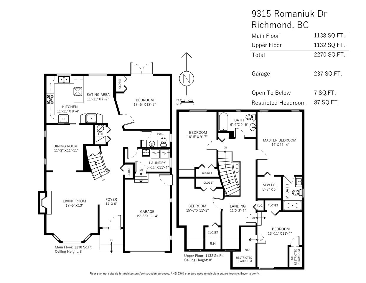 Photo 20: 9315 ROMANIUK Drive in Richmond: Woodwards House for sale : MLS(r) # R2149392