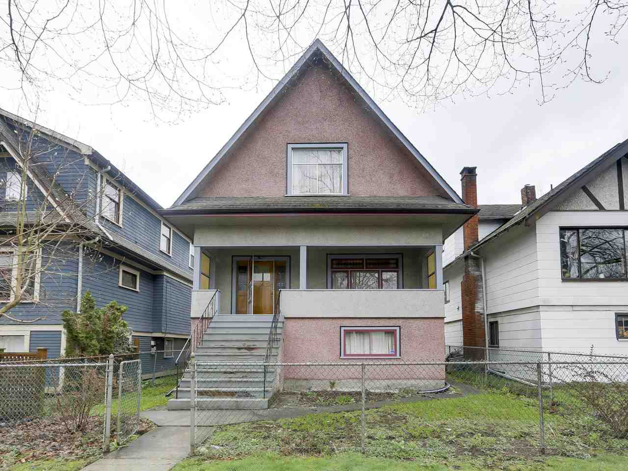 Main Photo: 1762 E 14TH Avenue in Vancouver: Grandview VE House for sale (Vancouver East)  : MLS(r) # R2156849