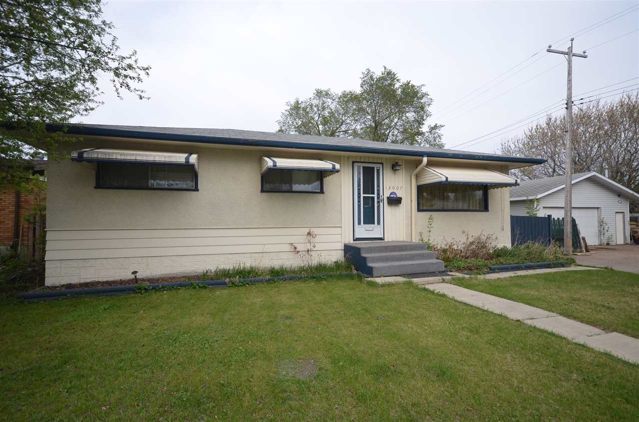 Main Photo: 13007 73 Street in Edmonton: Zone 02 House for sale : MLS(r) # E4063924