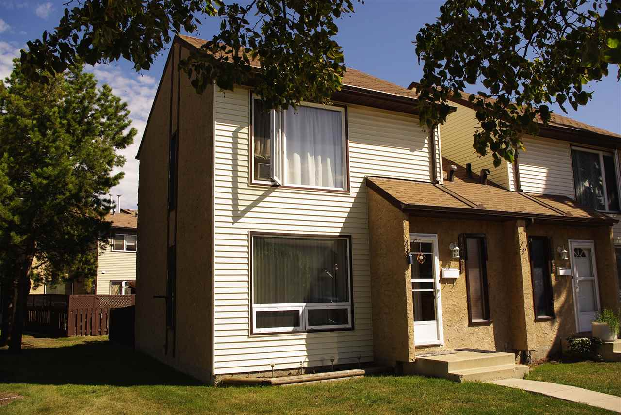 Main Photo: 14747 25 Street in Edmonton: Zone 35 Townhouse for sale : MLS(r) # E4067604