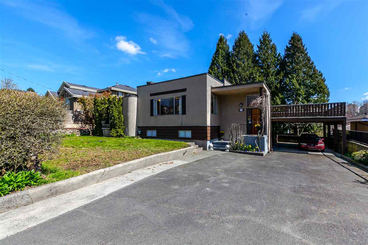 Main Photo: 7950 GILLEY Avenue in Burnaby: South Slope House for sale (Burnaby South)  : MLS® # R2178651
