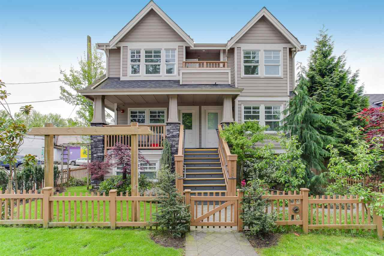 Main Photo: 1678 E 5TH AVENUE in Vancouver: Grandview VE Townhouse for sale (Vancouver East)  : MLS® # R2169041