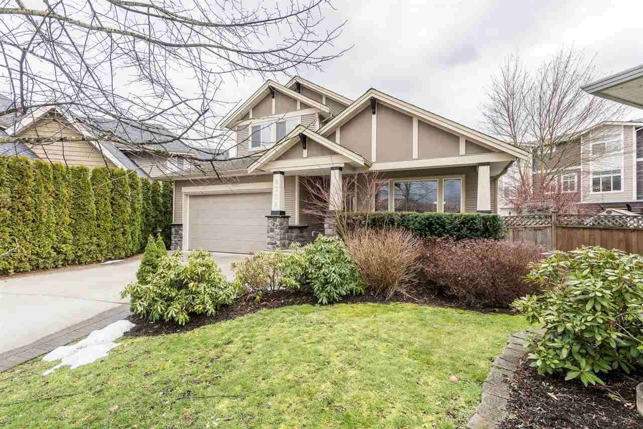 "Photo 1: Photos: 8338 209 Street in Langley: Willoughby Heights House for sale in ""UPLANDS"" : MLS® # R2245024"
