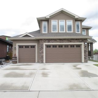 Main Photo: 52 Lamplight Drive W: Spruce Grove House for sale : MLS® # E4101874