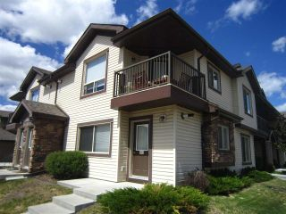Main Photo: 80, 604 62 Street in Edmonton: Zone 53 Carriage for sale : MLS®# E4106726