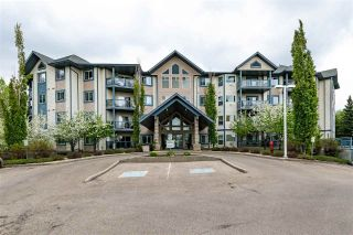 Main Photo: 321 100 Foxhaven Drive: Sherwood Park Condo for sale : MLS®# E4111708