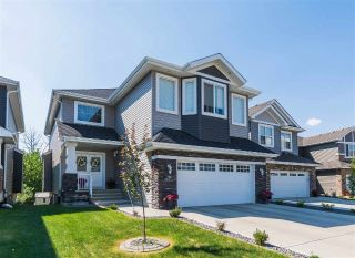 Main Photo: 2365 SPARROW Crescent in Edmonton: Zone 59 House for sale : MLS®# E4113207