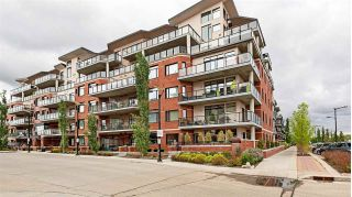 Main Photo: 112 141 Festival Way: Sherwood Park Condo for sale : MLS®# E4114427