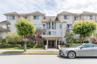 "Main Photo: 402 3128 FLINT Street in Port Coquitlam: Glenwood PQ Condo for sale in ""Fraser Court Terrace"" : MLS®# R2275745"