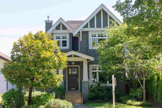 "Main Photo: 4238 W 15TH Avenue in Vancouver: Point Grey House for sale in ""Point Grey"" (Vancouver West)  : MLS®# R2287243"