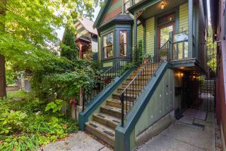 Main Photo: 662 E GEORGIA Street in Vancouver: Mount Pleasant VE Townhouse for sale (Vancouver East)  : MLS®# R2311243