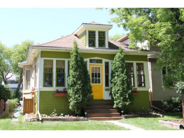 Main Photo: 193 Hill Street in WINNIPEG: St Boniface Residential for sale (South East Winnipeg)  : MLS(r) # 1213719