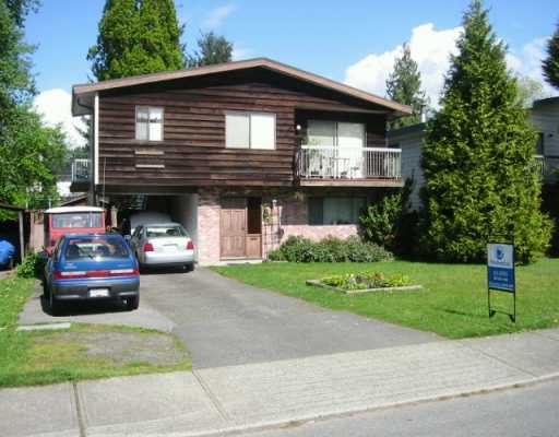 Main Photo: 806 GREENE ST in Coquitlam: Meadow Brook House for sale : MLS® # V589765