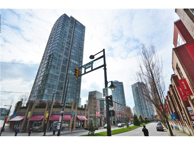 Main Photo: # 3007 1008 CAMBIE ST in Vancouver: Yaletown Condo for sale (Vancouver West)  : MLS® # V999838