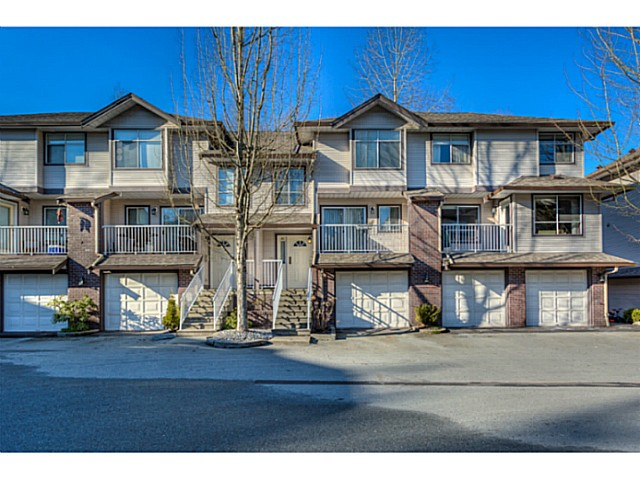 "Main Photo: 42 2450 LOBB Avenue in Port Coquitlam: Mary Hill Townhouse for sale in ""SOUTHSIDE ESTATES"" : MLS® # V1045671"