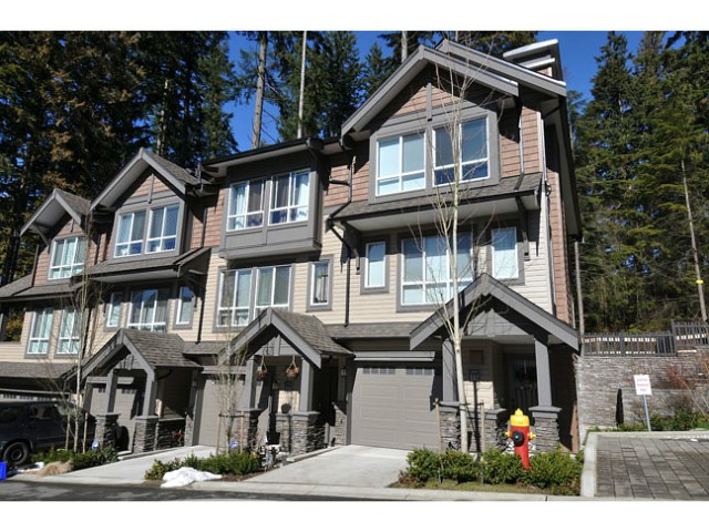 "Main Photo: 144 1460 SOUTHVIEW Street in Coquitlam: Burke Mountain Townhouse for sale in ""CEDAR CREEK"" : MLS® # V1049640"